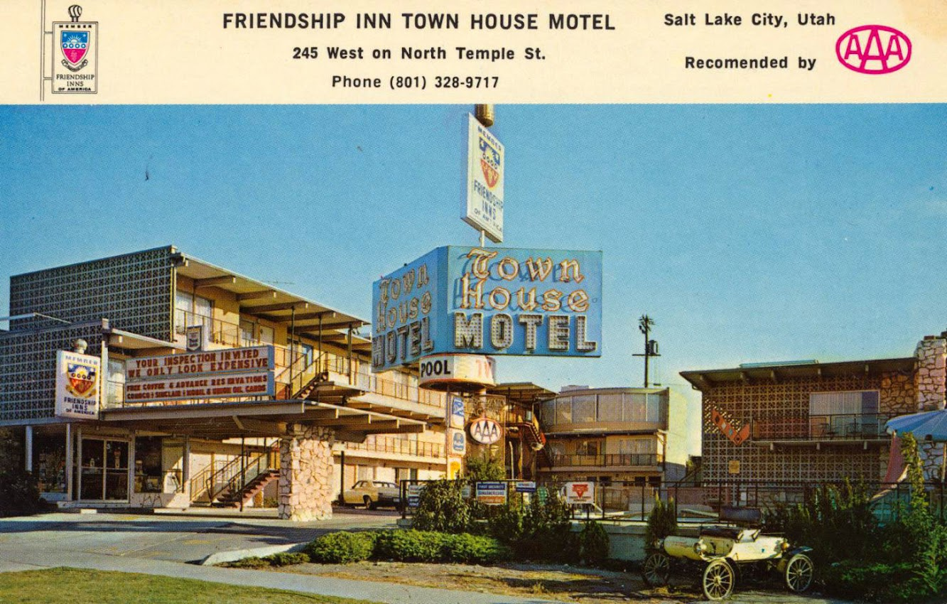 Friendship Inn Town House Motel