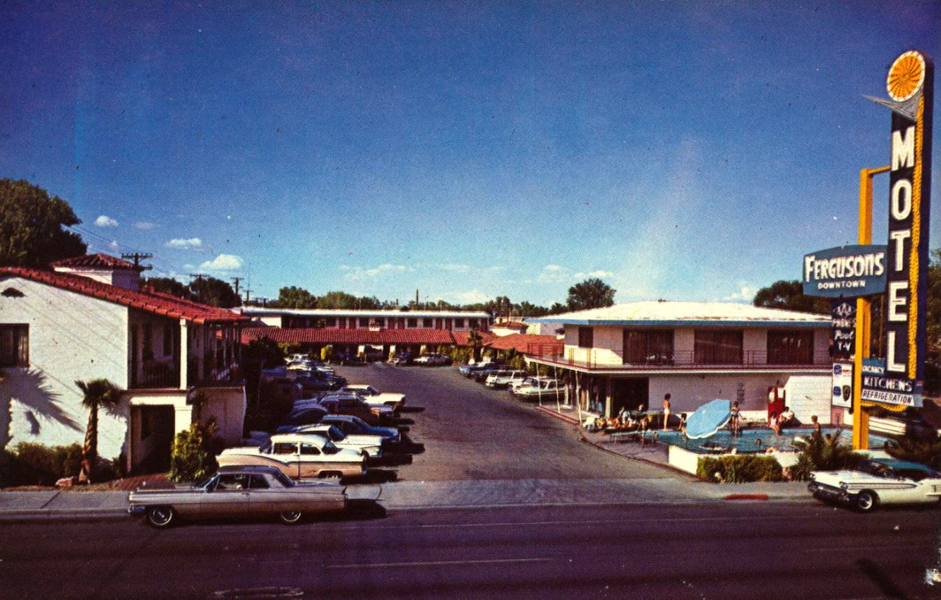 Fergusons Motel