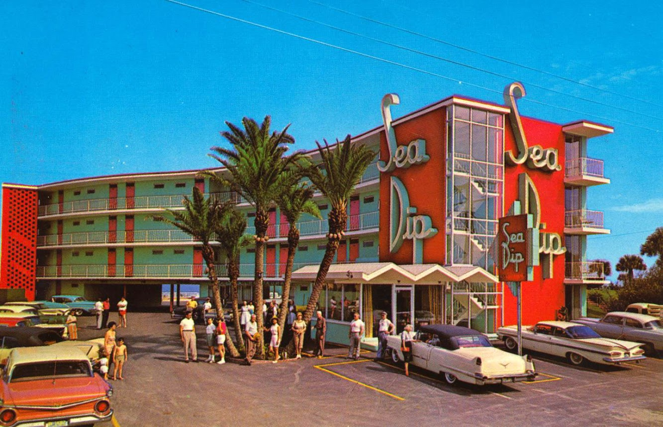 Sea Dip Motel & Apartments