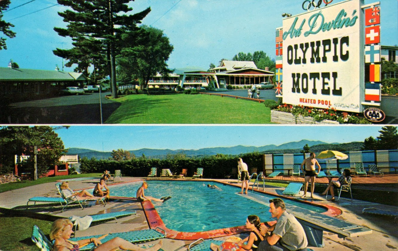 Art Devlin's Olympic Motel