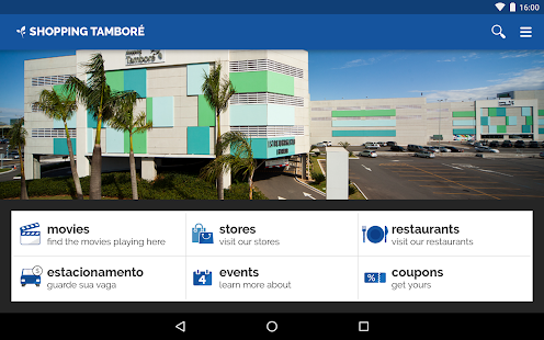 Shopping Tamboré- screenshot thumbnail