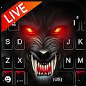 Fierce Wolf Keyboard Theme icon