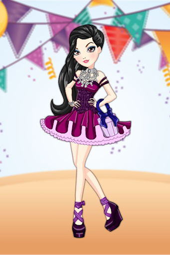 Birthday Ball Ever After Dress Up Avatar Maker for PC