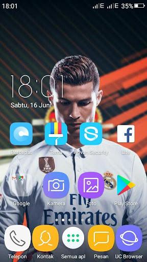 Ronaldo Wallpaper HD 1.5 screenshots 4