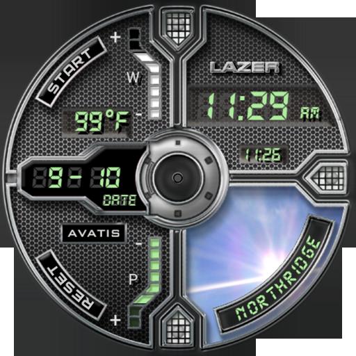 Lazer Avatis - Watchmaker Version