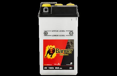 Banner Mc Batteri B49-6