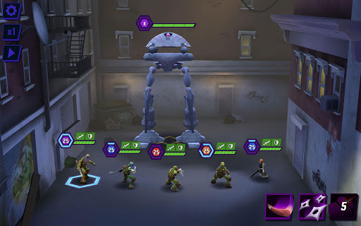 Ninja Turtles: Legends screenshots 6