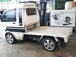 ハイゼットトラック  S210P前期ジャンボ  MT   4WD  '04のカスタム事例画像 悪ノリ親父さんの2020年01月24日17:07の投稿