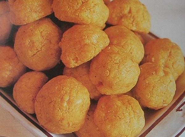 Olive Cheese Balls Recipe