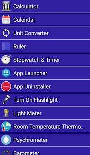 Mobile Utilities- screenshot thumbnail