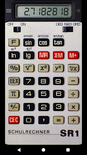 Calculator SR1- screenshot thumbnail