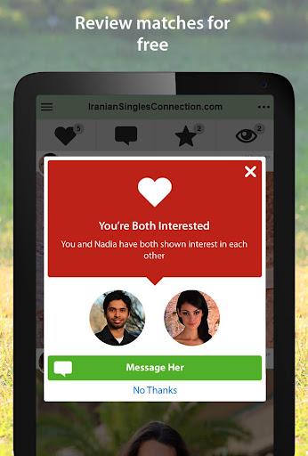 IranianSinglesConnection - Iranian Dating App 2.1.6.1561 screenshots 7
