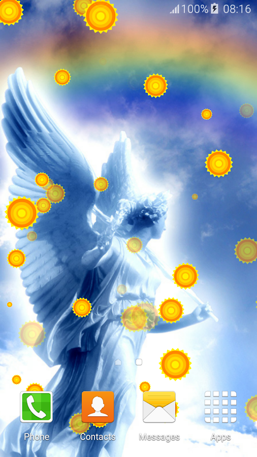 angels live wallpapers android apps on google play