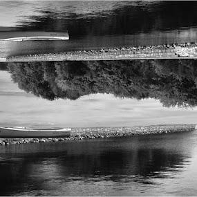 Persistence of Dreams Series - River by Melinda Amaral-Pimentel - Digital Art Places