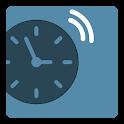 Vibration Clock Free icon