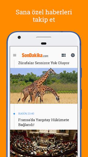 Son Dakika Haber 3.4.39 screenshots 1
