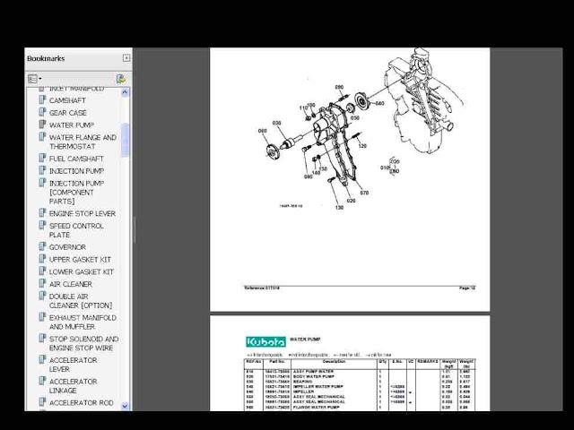 Kubota L3010 Wiring Diagram Review Ebooks