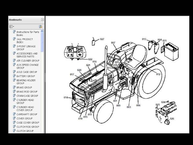 kubota b5200 fuse box   21 wiring diagram images