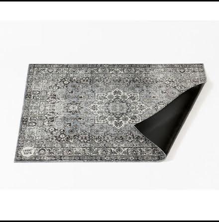 Drum N Base Scenmatta - Vintage Persian Grey - 130 x 90cm