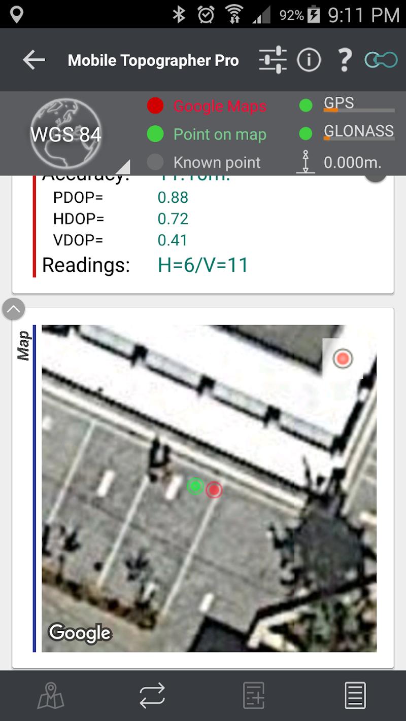 Mobile Topographer Pro Screenshot 10