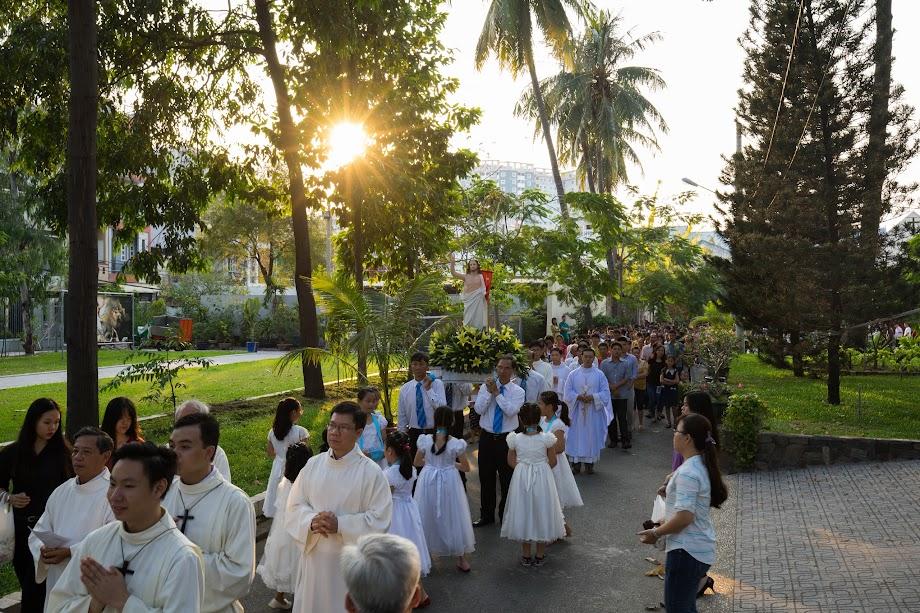 Giáo xứ Phú Bình : Rước Kiệu Phục sinh - Ảnh minh hoạ 7