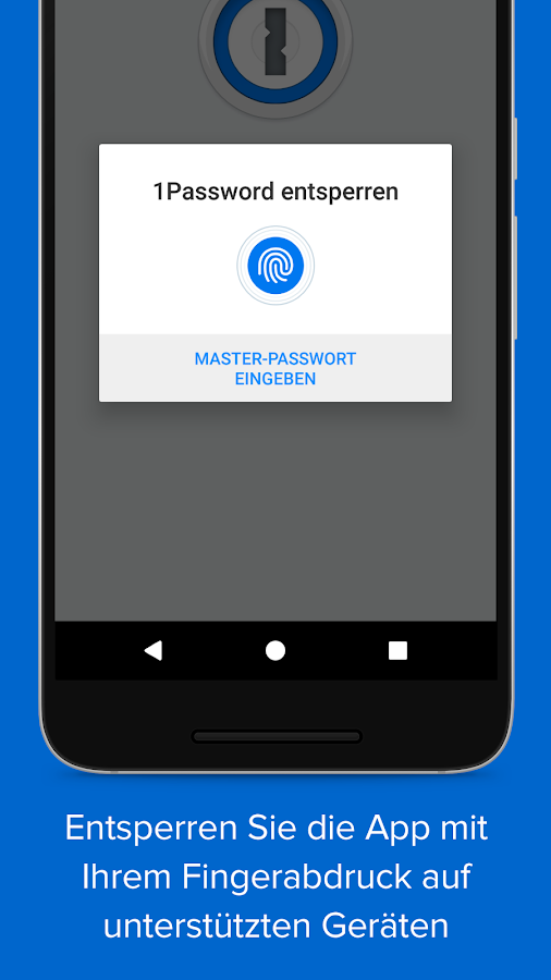 1password passwort manager android apps auf google play. Black Bedroom Furniture Sets. Home Design Ideas