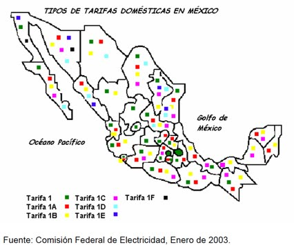 CFE electric rates vs USA rates Cfe_zonas_tarifas_domesticas