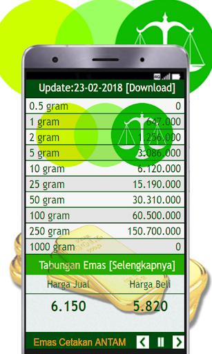 Harga Emas Pegadaian Apk Download Apkpure Co
