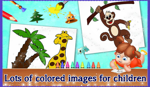 Toddler Kids Color And Draw v1.0.1