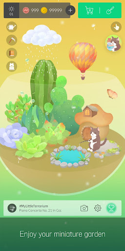 My Little Terrarium - Garden Idle 2.2.10 screenshots 3