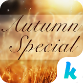 Autumn Special Emoji Keyboard