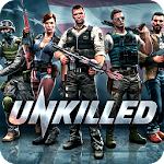 UNKILLED: MULTIPLAYER ZOMBIE SURVIVAL SHOOTER GAME Icon