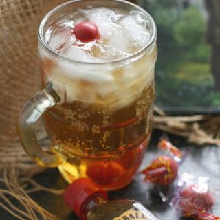 Fire Swamp Fireball Cocktail.
