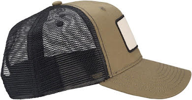 Surly Name Patch Trucker Hat: Olive Green, One Size alternate image 0