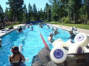 Photo: Water Aerobics/Lap lanes