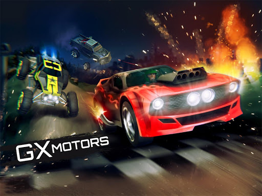 GX Motors - screenshot
