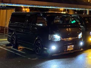 ハイエースバン 23年式 DX  4WDのカスタム事例画像 ⭐️星⭐️ 和尚❤️【不正改造車保存会】さんの2020年07月04日23:47の投稿