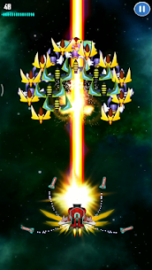 Galaxy Invader: Space Shooting 4