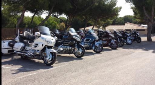 Périgord à moto
