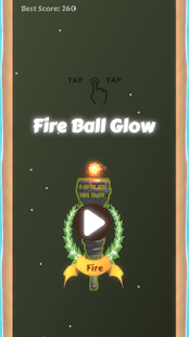 Download Fire Ball Glow Infinity For PC Windows and Mac apk screenshot 13