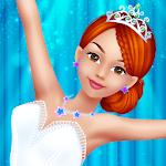 Ballet Dancer Dress Up Icon