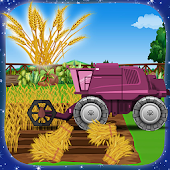 Kids Wheat Farming Garden