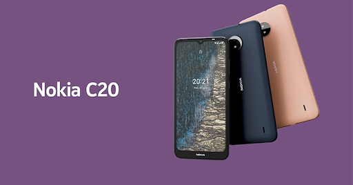 Nokia C20 with Unisoc Chipset and Android 11 Launched in Nepal