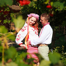 Wedding photographer Volodimir Kaschak (Waldemar1988). Photo of 25.01.2015
