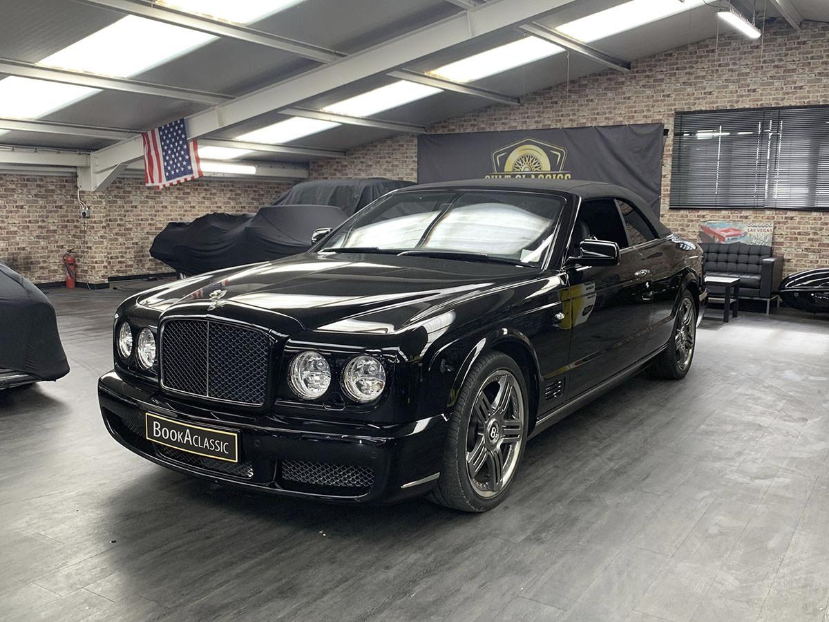 Bentley Azure Hire Grays
