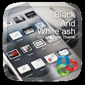 Black&White Ash GO Theme