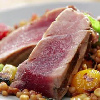 Best Grilled Tuna Steak Recipe