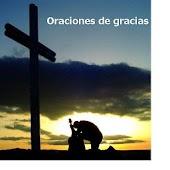 Oraciones de gracias a Dios