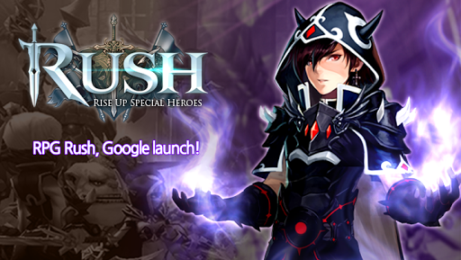 RUSH : Rise up special heroes  {cheat|hack|gameplay|apk mod|resources generator} 2