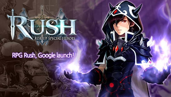 RUSH : Rise up special heroes- screenshot thumbnail